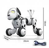 Интерактивная собака робот ZOOMER Код/Артикул 9007A, фото 4