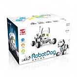 Интерактивная собака робот ZOOMER Код/Артикул 9007A, фото 8