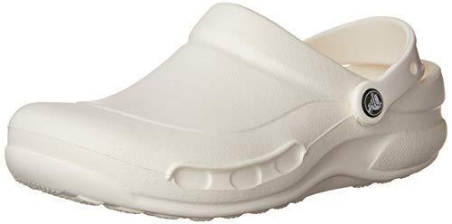 Белые Crocs Кроксы EU 43 44 45 46 47 US 10 11 12 медицинская обувь оригинал Крокс 46-47