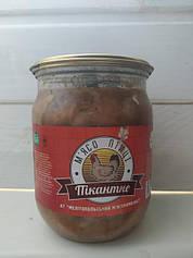 """Консервы АТ """"Мелитопольский мясокомбинат"""""""