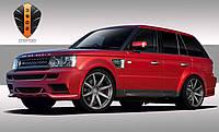 Аэродинамический комплект Range Rover Sport 2010-2014 Eros style05840