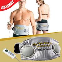 Пояс сауна Велформ Sauna Massage Velform, Массажный пояс для похудения живота Sauna Massage Velform