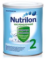 Суміш молочна Nutrilon Kисломолочний 2, 400г