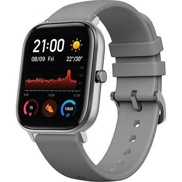 Розумний годинник Xiaomi Amazfit GTS Gray