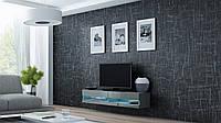 ТВ тумба RTV VIGO NEW MINI 140 (серый) (CAMA)