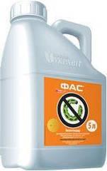 Инсектицид Фас (Фастак) Укравит 5л, контактно-кишечного воздействия, защита против вредных насекомых