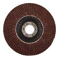 Диск шлифовальный лепестковый К 80 - 125*22мм
