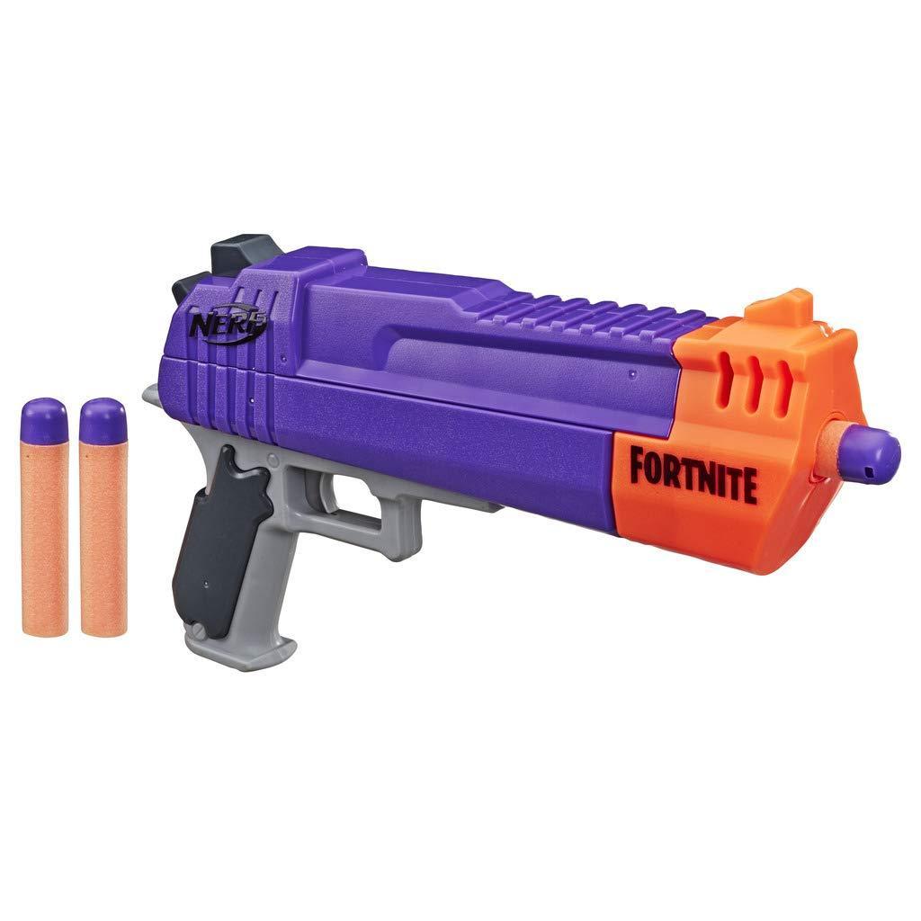 Nerf Бластер Фортнайт HC-E со стрелами Мега, E7515