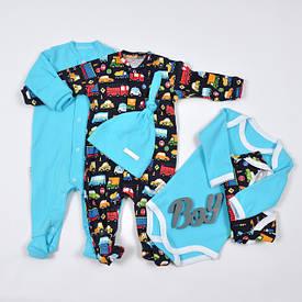 Детская одежда для малышей до 1 года