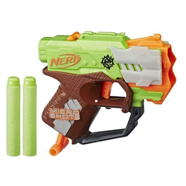 Nerf Игрушка бластер Микрошот, E1625