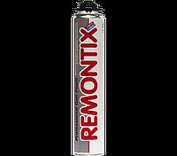 Пена монтажная всесезонная Remontix Pro 750 мл профессиональная