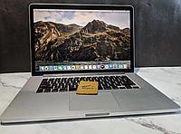"Ноутбук ультрабук б/в MacBook 15 Retina Late 2015 [15.4"",i7-4770HQ,RAM 16gb,SSD 128gb/256gb,Inlel Iris]"