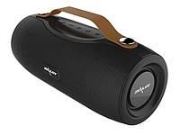 Беспроводная колонка Zealot S29 10W Bluetooth фонарик Power Bank радио (Черный)
