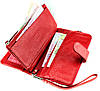 Жіночий клатч шкіряний червоний BUTUN 022-004-006, фото 6