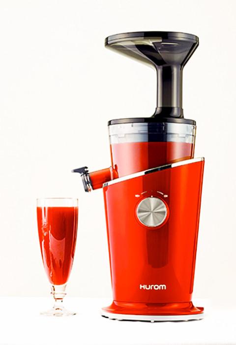 Инновационная шнековая соковыжималка Hurom H100 S.