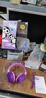 Наушники Trust Comi Bluetooth Wireless Kids Headphones Purple (23129) № 20060432