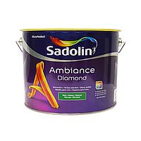 Краска для стен Sadolin Ambiance Diamond, 10 л