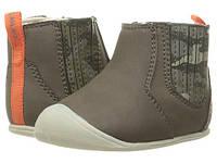 Пинетки-ботиночки Carters для малышей US 3 EUR 18 коричневые стильные оригинал Картерс