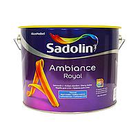 Краска для стен и потолков Sadolin Ambiance Royal 10 л