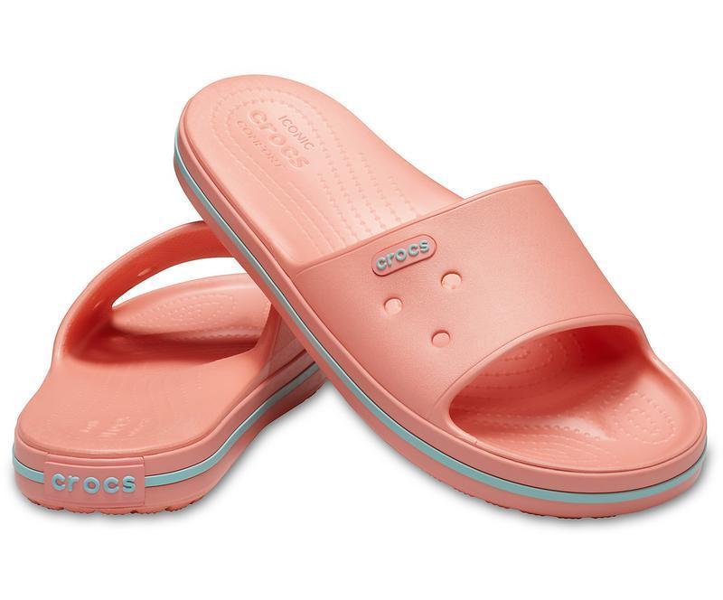 Сланцы  женские Crocs W7 W9 W10 / EUR 37-38 39-40 шлепанцы розовые тапочки оригинал Крокс 37-38