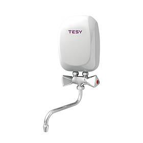 Проточний водонагрівач Tesy зі змішувачем 3,5 кВт (IWH35X01KI)