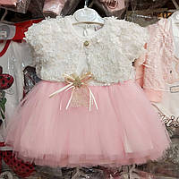Платье нарядное детское для девочки 110124