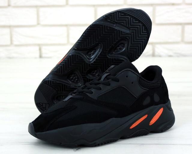 Adidas Yeezy Boost 700 Wave Runner Black