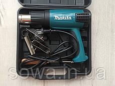 ✔️ Технічний, будівельний фен - Makita HG6005, фото 2