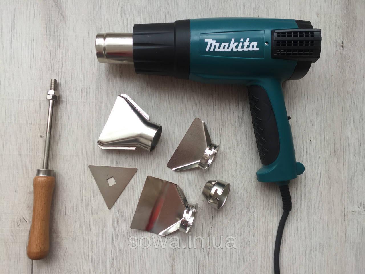 ✔️ Технічний, будівельний фен - Makita HG6005