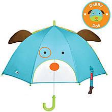 Детский зонт Skip Hop Zoo с собакой зонтик для детей Скип Хоп детские зонтики