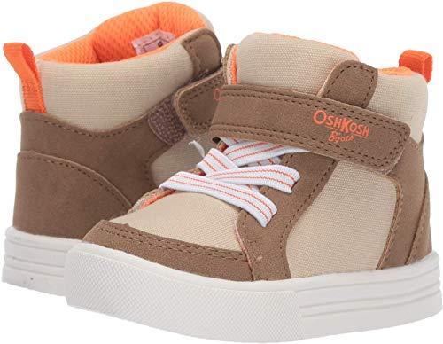 Сникерсы хайтопы OshKosh EUR 28 30 высокие детские теплые кроссовки 30