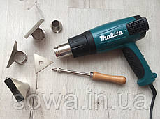 ✔️ Технический фен Makita HG6005  | 2000W | 400 - 600ºC, фото 2