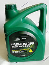 MOBIS Diesel Premium DPF 5W-30 (6 литров)