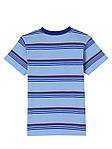 Футболка мужская Tommy Hilfiger подростковая голубая размер XS оригинал, фото 2