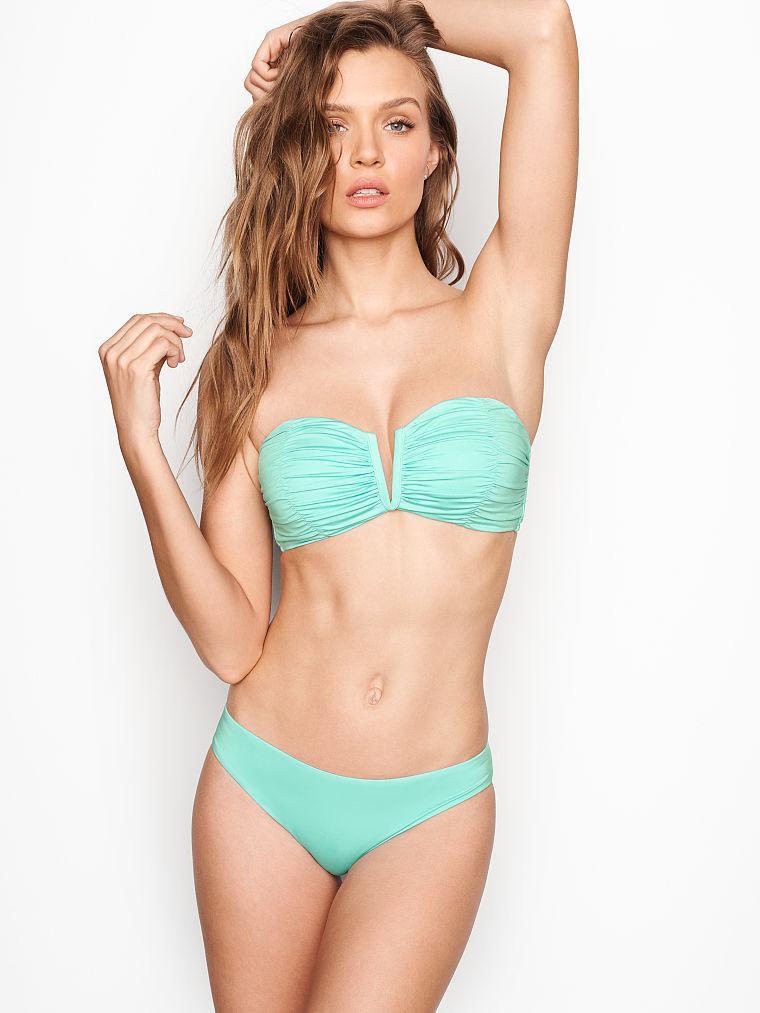 Сексуальное бандо XS оригинал Victorias Secret топ лиф Виктория Сикрет M