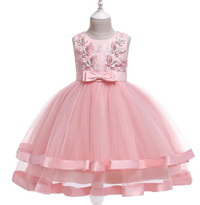 Ошатне бальне плаття рожеве. Elegant ball gown pink