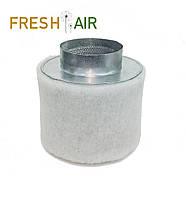 Fresh Air 100\125 (80-100м3).Фильтр угольный для гроубокса,вентиляции