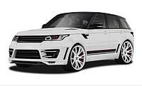 Комплект аэродинамический Range Rover Sport Lumma small-body style05896