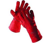 Перчатки с крагами  SANDPIPER RED / ЧЕХИЯ