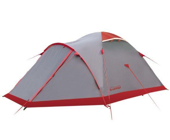 Экспедиционная палатка Tramp Mountain 2-местная (V2)