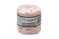 YarnArt Maccheroni, Розовый принт