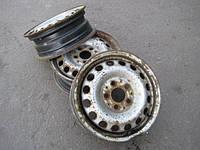 Диск колесный R-15 Мерседес Вито 638 б/у (Mercedes Vito)