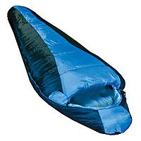 Туристический спальный мешок Tramp Siberia 5000 XL индиго/черный L