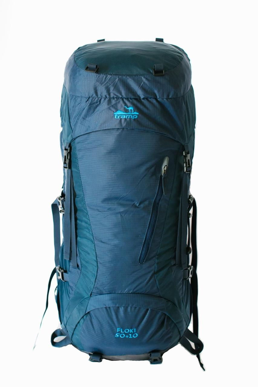 Туристический рюкзак Floki 50+10 синий