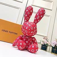 Мягкая игрушка - заец Louis Vuitton  (Луи Витон)
