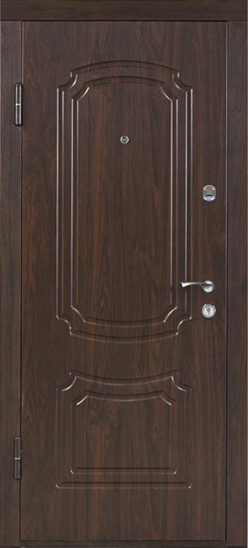 Дверь входная«Министерство Дверей» — ПБ-01. Орех коньячный