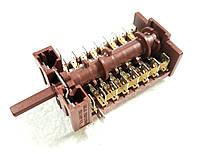 Переключатель 870801 для электроплит Ардо Беко Ханса 7-ми позиционный производство Испания Barcelona, фото 1