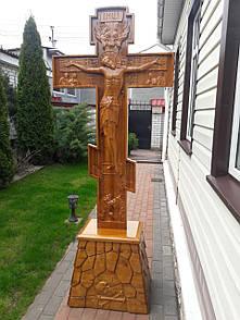 Церковна голгофа, 2,3м