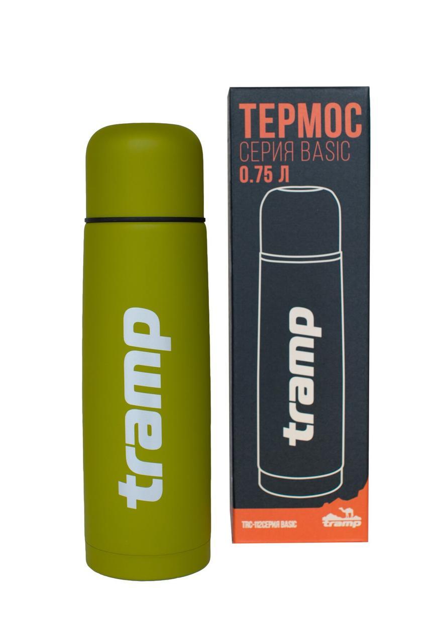 Термос Tramp Basic олива 0,75 л