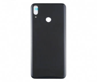 Задняя крышка Huawei Y9 2019 (JKM-L23, JKM-LX3) черная, Midnight Black, фото 2